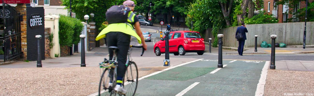 Pourquoi porter un gilet de sécurité à vélo ?
