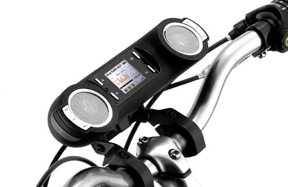 La Radio FM Lecteur MP3 TOMMYCA
