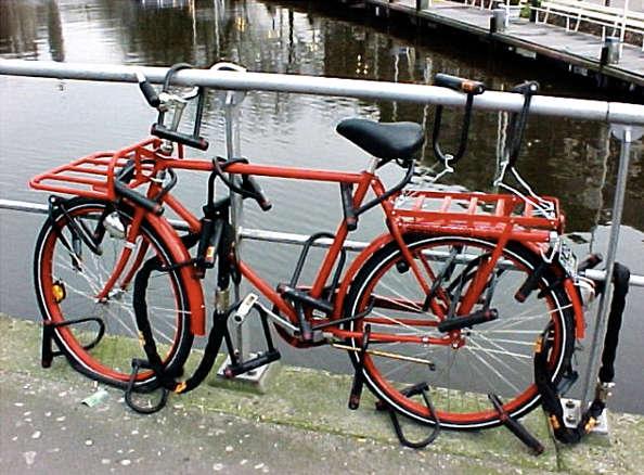 Antivols pour vélo