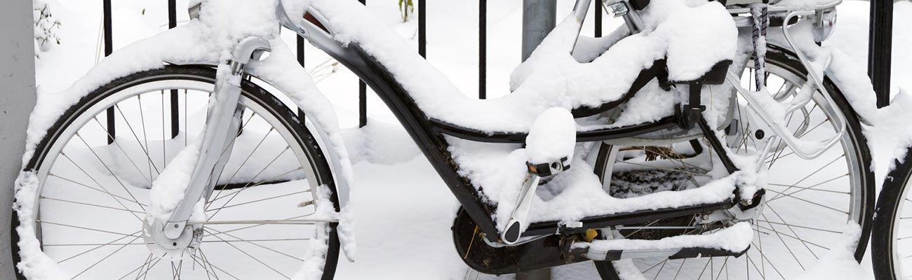 Lutter contre le froid à vélo : comment bien s'habiller ?