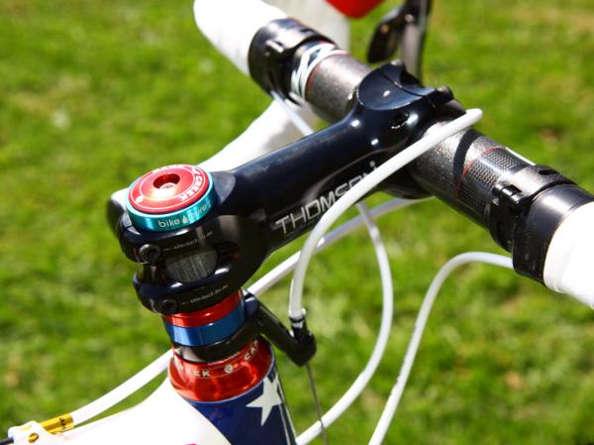 Potence vélo plongeur ou ahead set