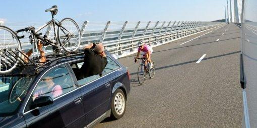 100 km/h à vélo !!!
