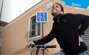 faire du vélo sans se faire mal