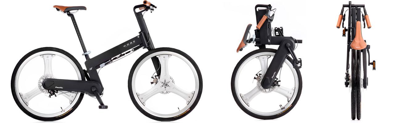 IF MODE vélo pliant design et pratique