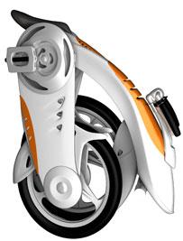 Capella : un protoype de vélo électrique pliant révolutionnaire