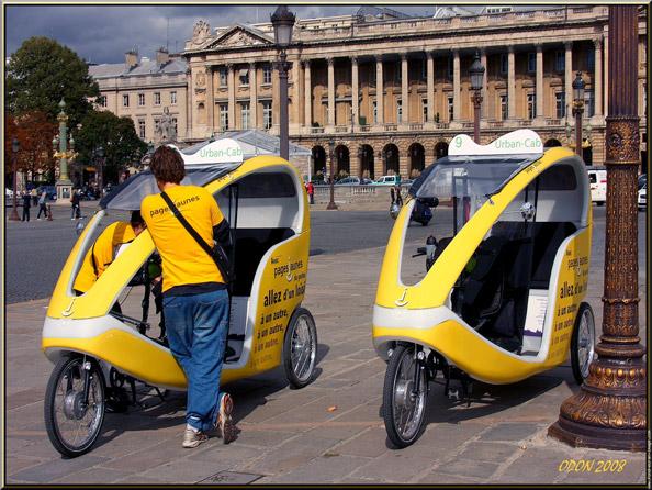 Le vélo-taxi : une alternative écologique au transport de personnes !