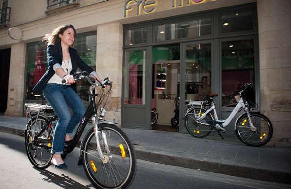 Le vélo à Assistance Électrique, un mode de déplacement urbain primé sur Paris !