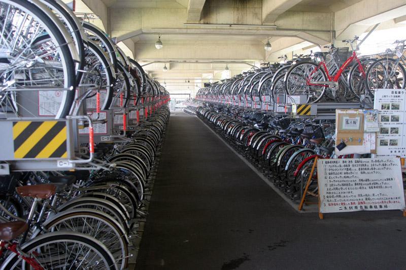 Le garage à vélo : entre simplicité, art et technologie !
