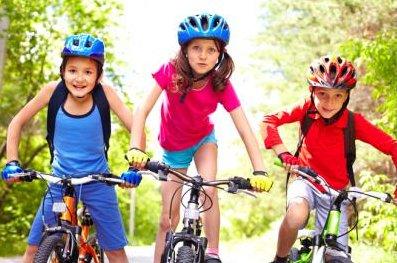 Vélo enfant : le plaisir de rouler