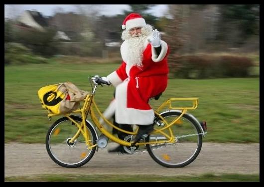 La liste verte du Père Noël !