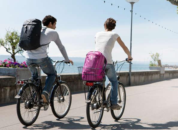Bien s'équiper pour transporter ses affaires à vélo !
