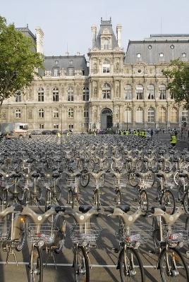 Épisode I : Le vélo, Vélib', V'hello … L'appel du vélopartage résonne en France !