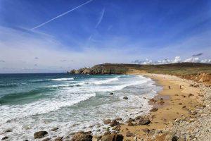 La Bretagne, ses plages et ses côtes escarpées