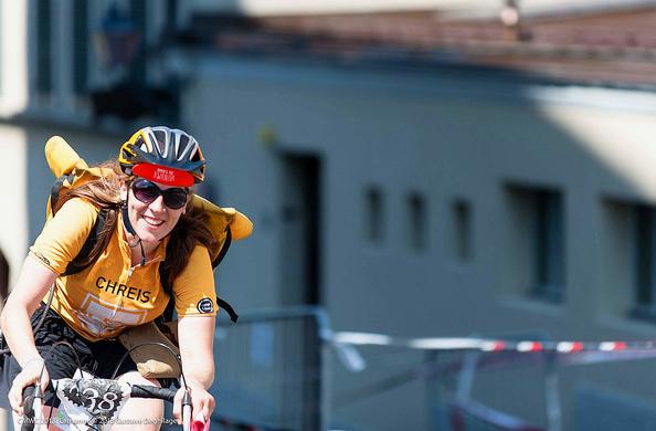 Le coursier à vélo : le cyclomessager !