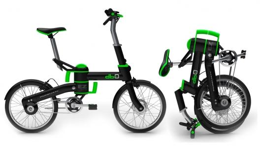 DBO : un vélo électrique pliable révolutionnaire !