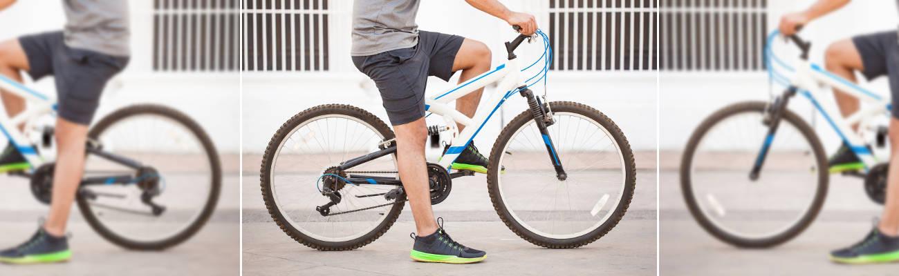 Cycliste Image position du cycliste : un bon réglage pour une meilleure posture