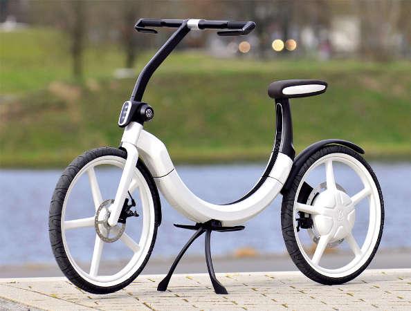Bik.e : le vélo électrique pliable de Volkswagen !