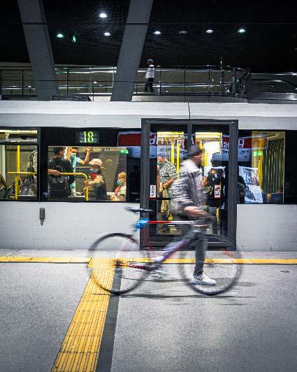 velo futur transport commun