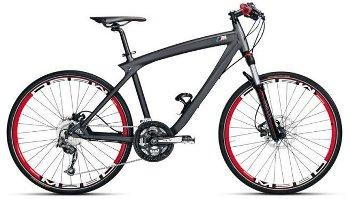 Le vélo de luxe avec BMW !