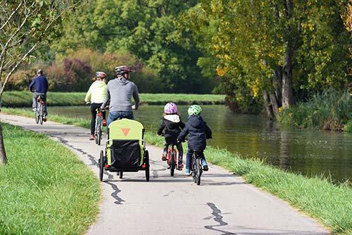Une nouvelle économie du vélo se développe sur les véloroutes