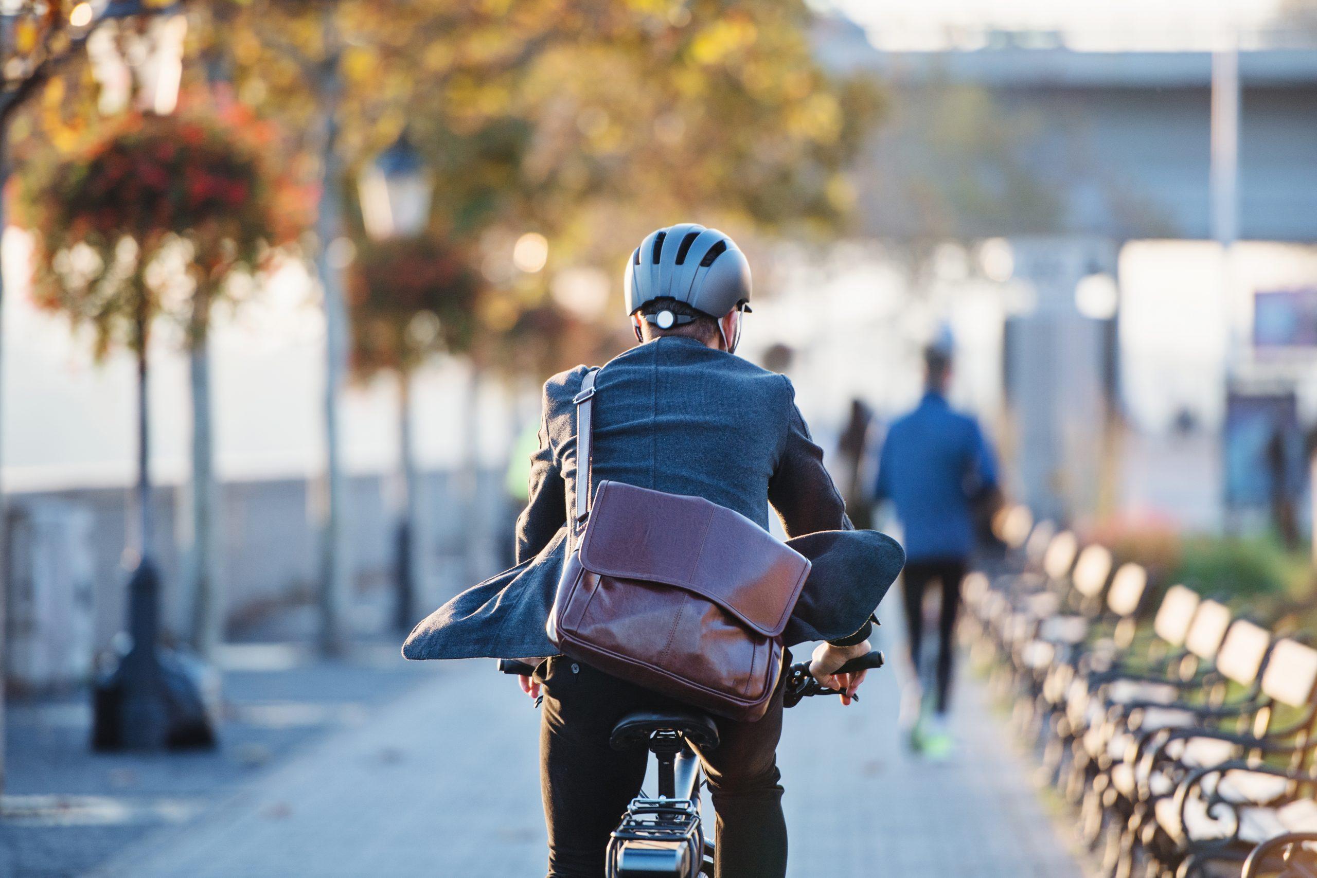 Apparence professionnelle en vélotaf