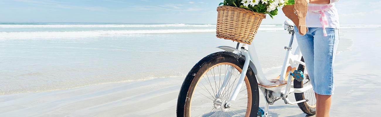 Conseils pour le choix d'un vélo femme