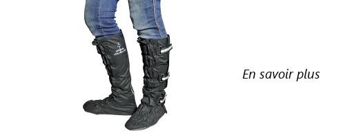 Protection imperméables pour chaussures Leggits