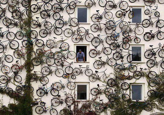 Comment ranger son v lo dans un appartement ou une maison citycle - Porte velo appartement ...