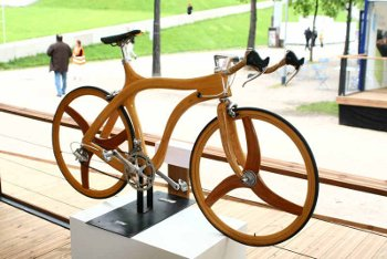 Vélo écolo original