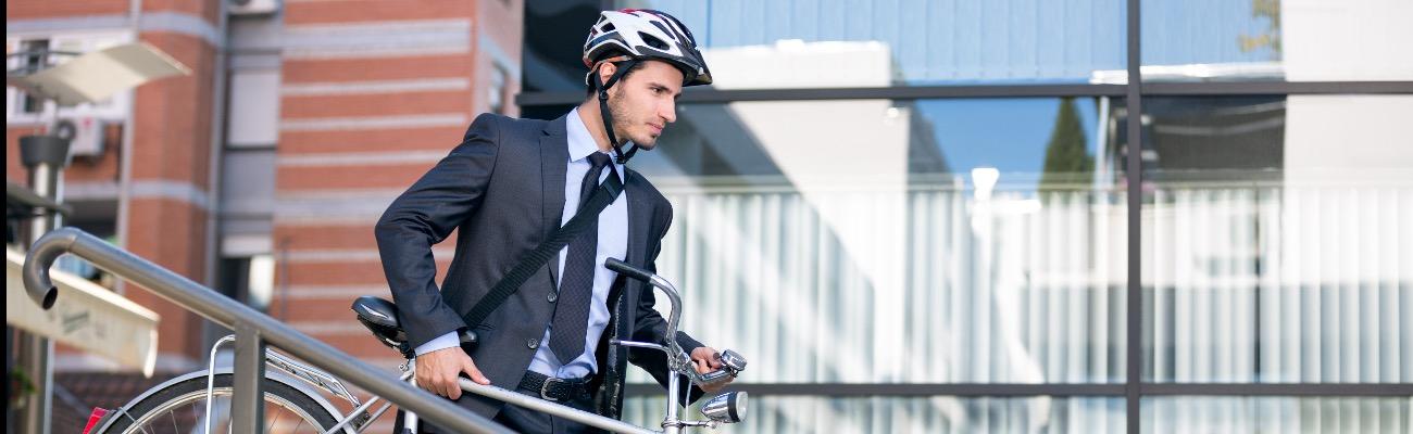 Comment arriver frais au travail en vélotaf ?