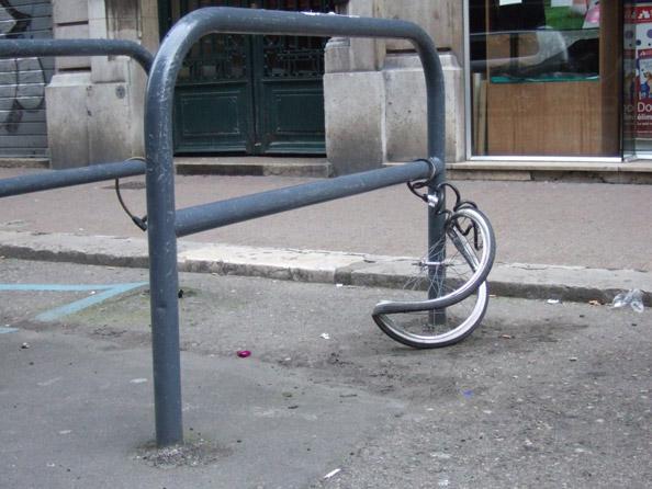 Agir contre le vol de vélo : les solutions !
