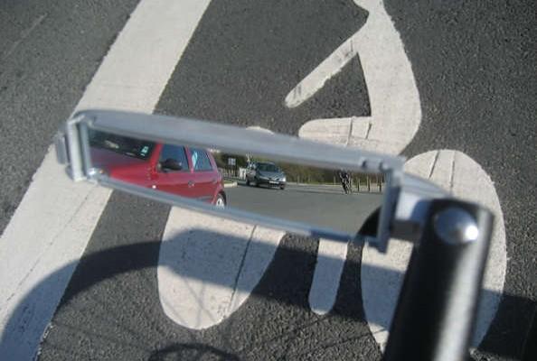 rétroviseur pour vélo