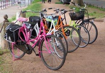 Le vélo Hollandais : un deux-roues stylé selon Érika Roussel !