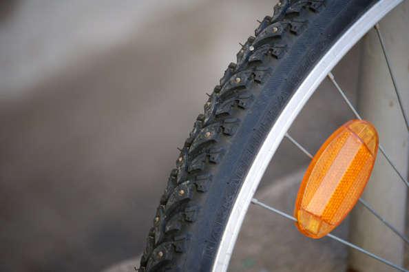 Les dimensions d'un pneu vélo !