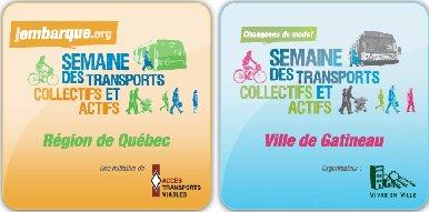 La « Semaine de la mobilité et de la sécurité routière » !