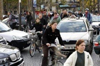 Le vélo pour se déplacer pendant les grèves !
