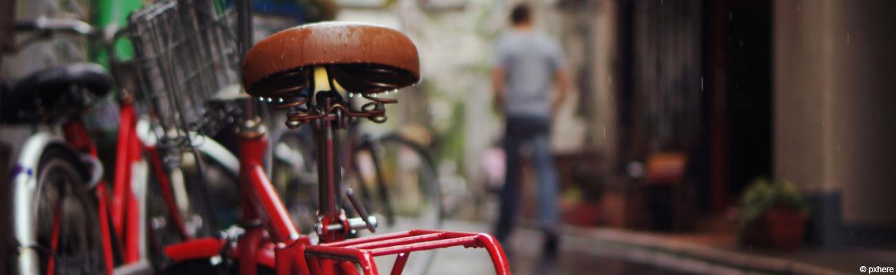 Les housses de protection pluie pour le vélo et les accessoires