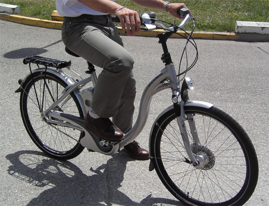 Le Grand Lyon offrira 250 euros pour l'achat d'un vélo électrique