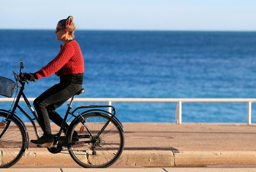 le vélo garde en bonne santé