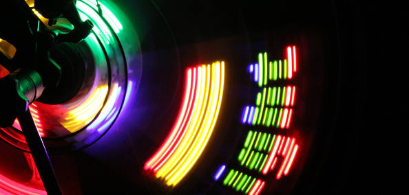 Les éclairages sur roue velo pour allier style et la sécurité