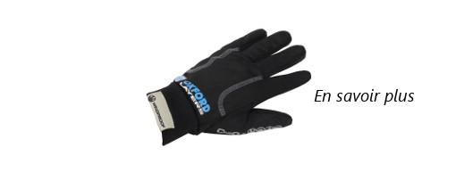 Gants d'hiver pour cycliste Oxford
