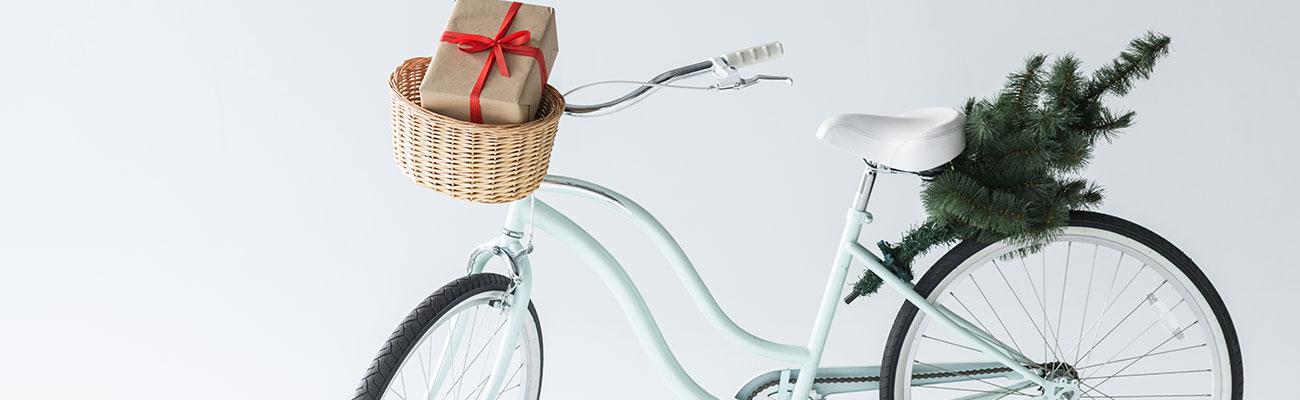 Idées de cadeaux vélo pour un cycliste à Noël