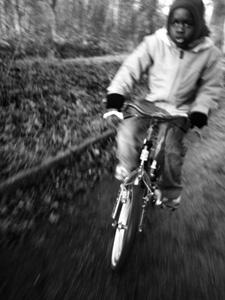 La photo c'est simple comme une balade à vélo…