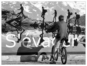 La photo de vélo, tout un art pour Yvon !