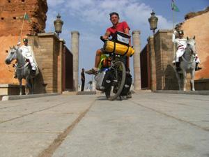 Le Maroc à vélo selon Rémy…
