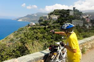 La corse à vélo… l'occasion pour une belle photo !