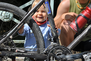 cadre vélo enfant