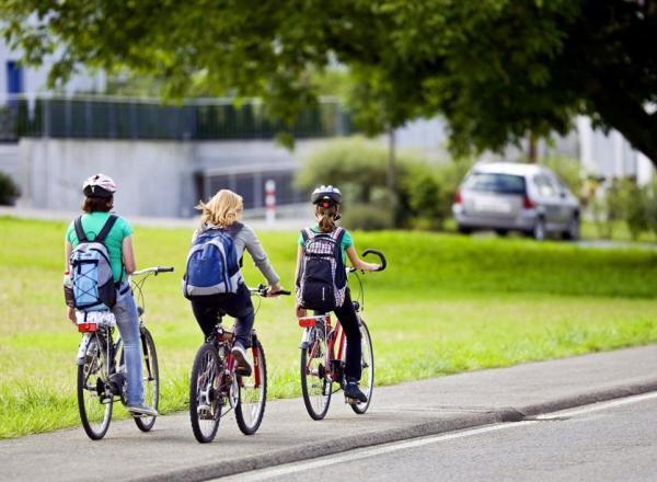 Bientôt la rentrée: bien se protéger à vélo
