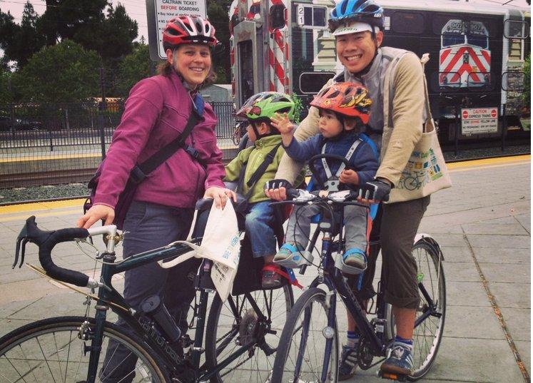 Transporter son bébé à vélo en toute sécurité