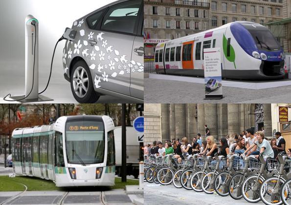 L'écomobilité: La France n'a rien à envier au reste du monde